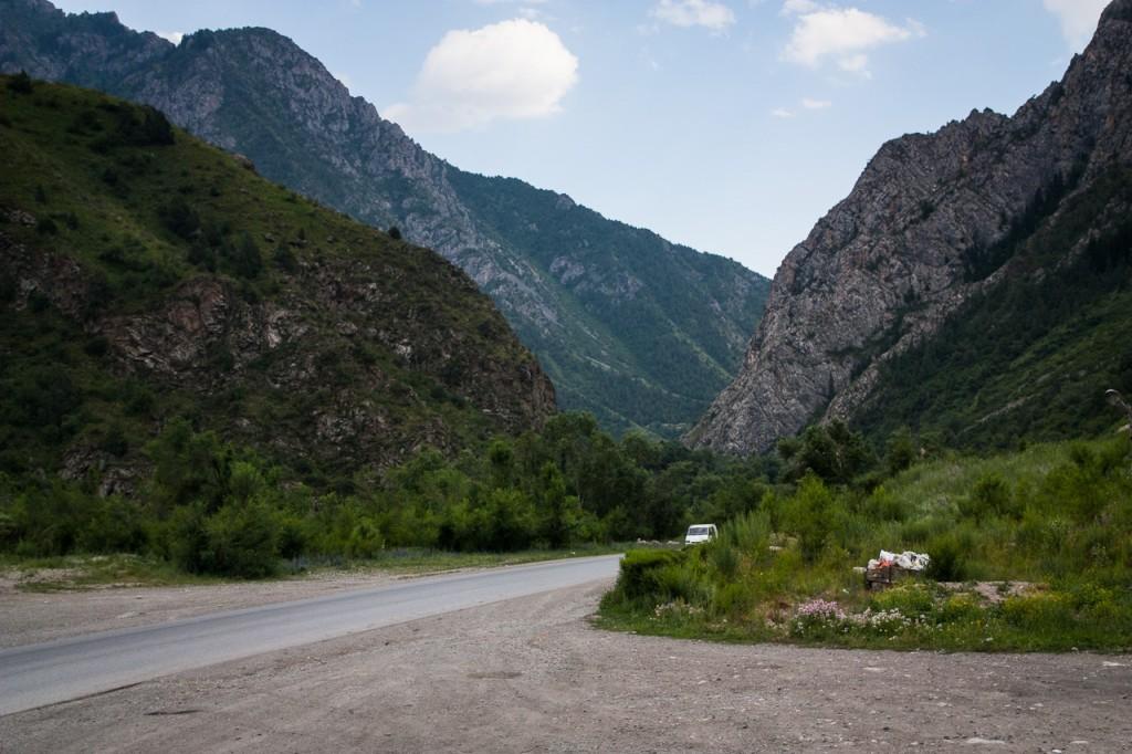 Drum in Kirghistan