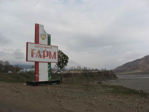 Gharm, Tadjikistan