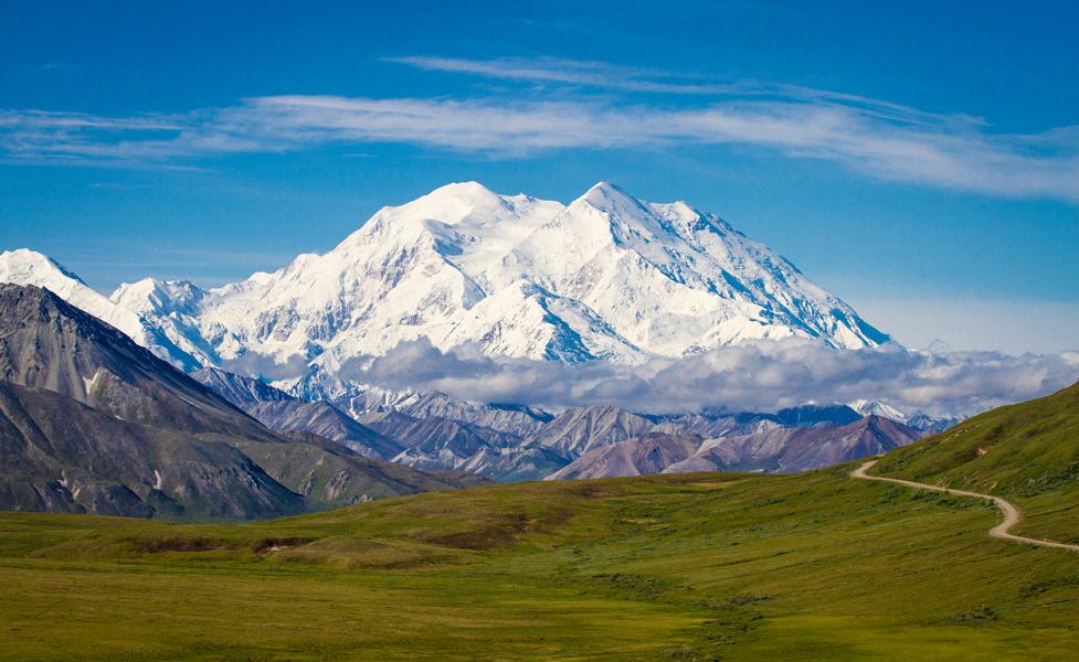 Mount McKinley - Sursa: afvans.samexhibit.com