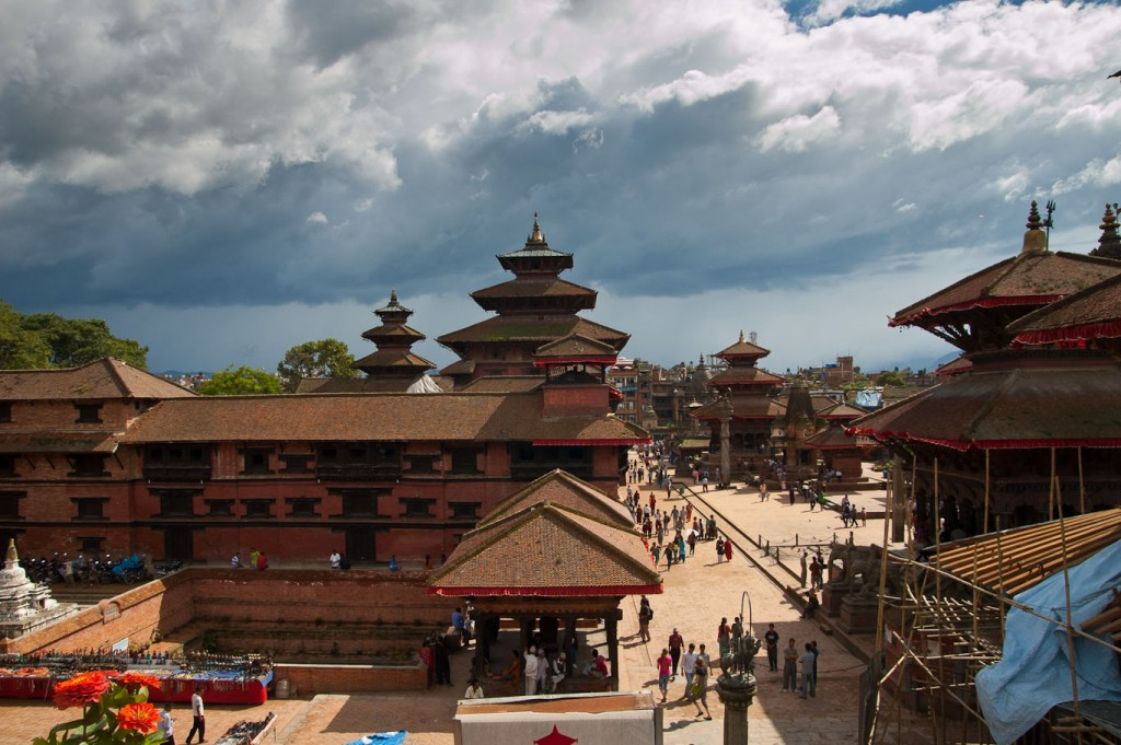 Durbar Square before the 2015 Earthquake